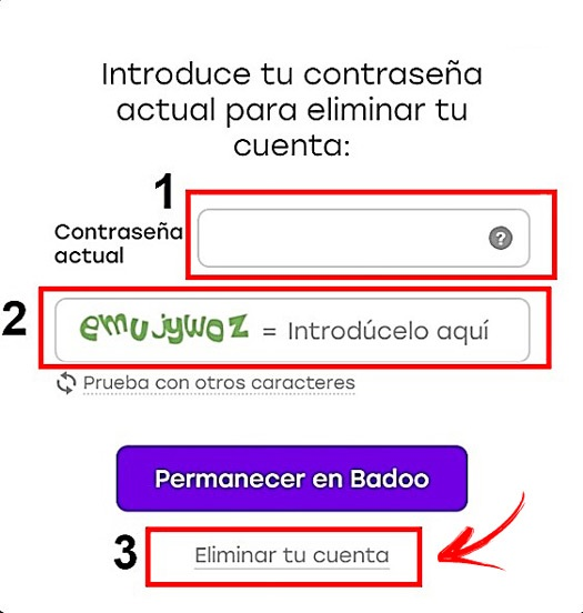 Deleted badoo account recover How To