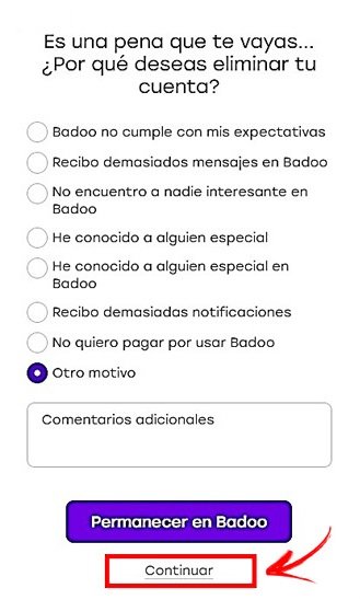 Badoo account deleted recover How to
