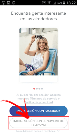 Phone number without tinder Is Using