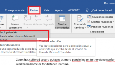 Photo of Comment traduire un document Microsoft Word