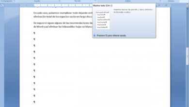 Photo of Comment supprimer ou supprimer une page vierge dans Word